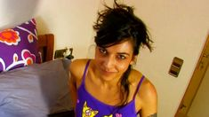 Découvrez la jolie Lou Charmelle dans une sex tape française