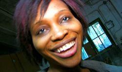 Une jeune nymphomane black qui baise comme une salope