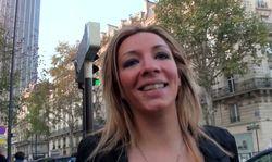 Video amatrice française:quand une Monégasque cherche une bite